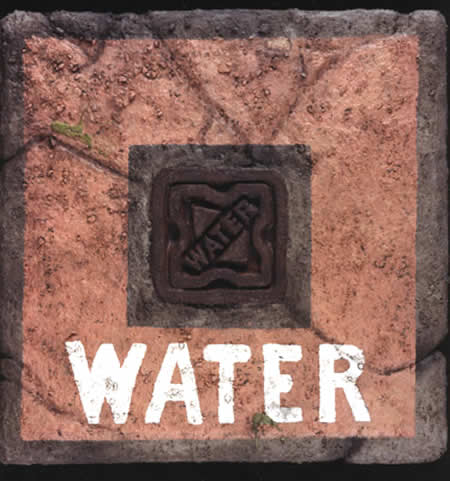 square route of water