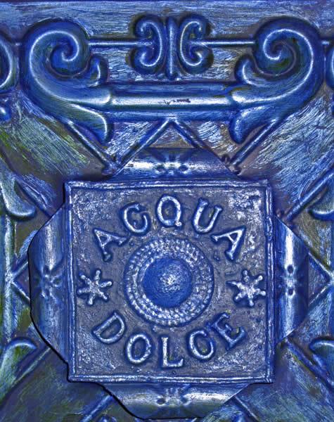 Aqua Dolce-detail