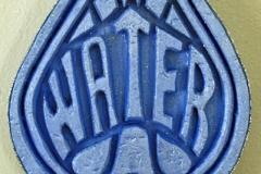 """""""Water Drop Blue"""""""