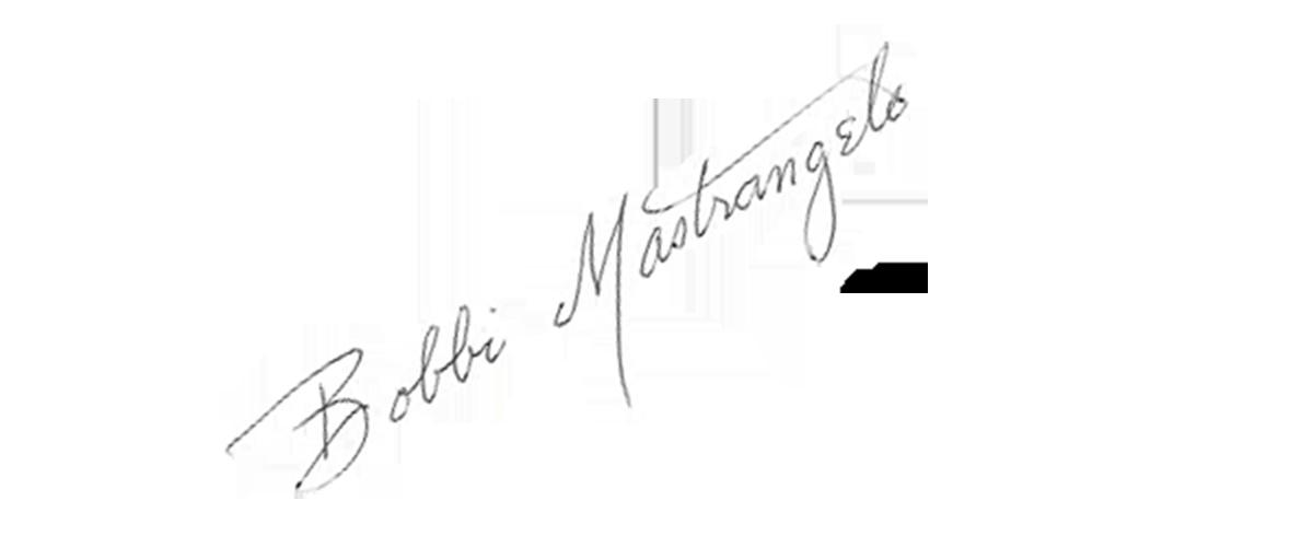 Bobbi Mastrangelo Signature