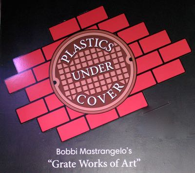 Grate Logo by Cindy Merithew